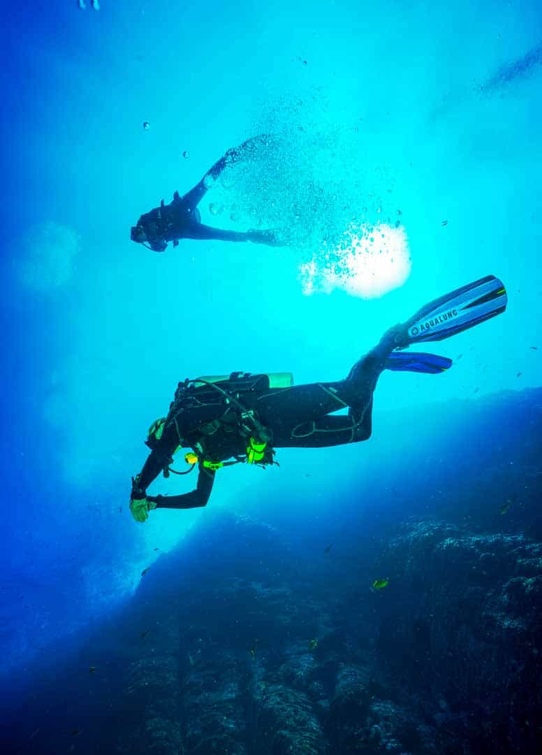 COMPLETE SCUBA DIVING GEAR PACKAGES