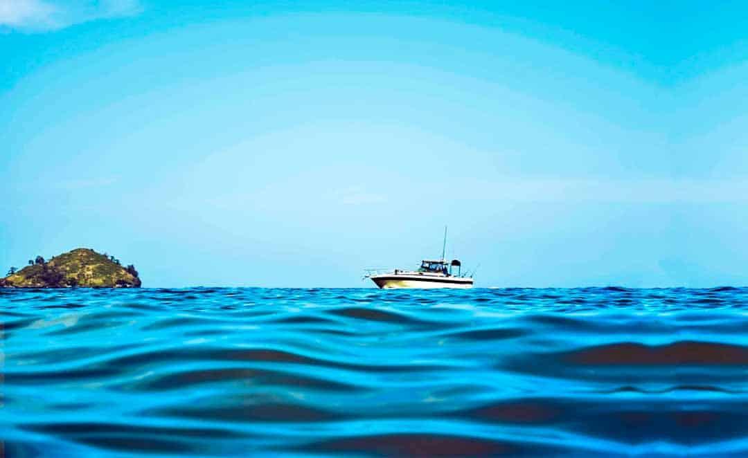 caribbean scuba island