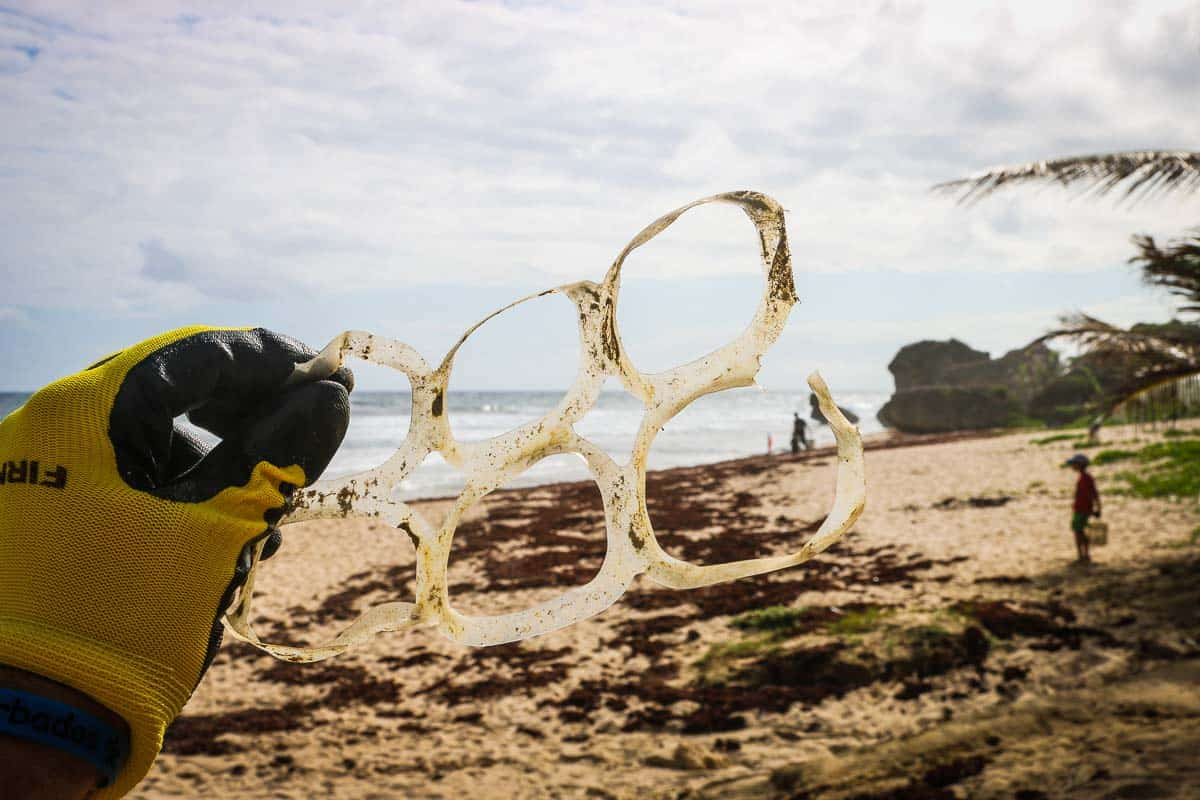 OCEAN PLASTICS: THE ECOLOGICAL DISASTER OF OUR TIME
