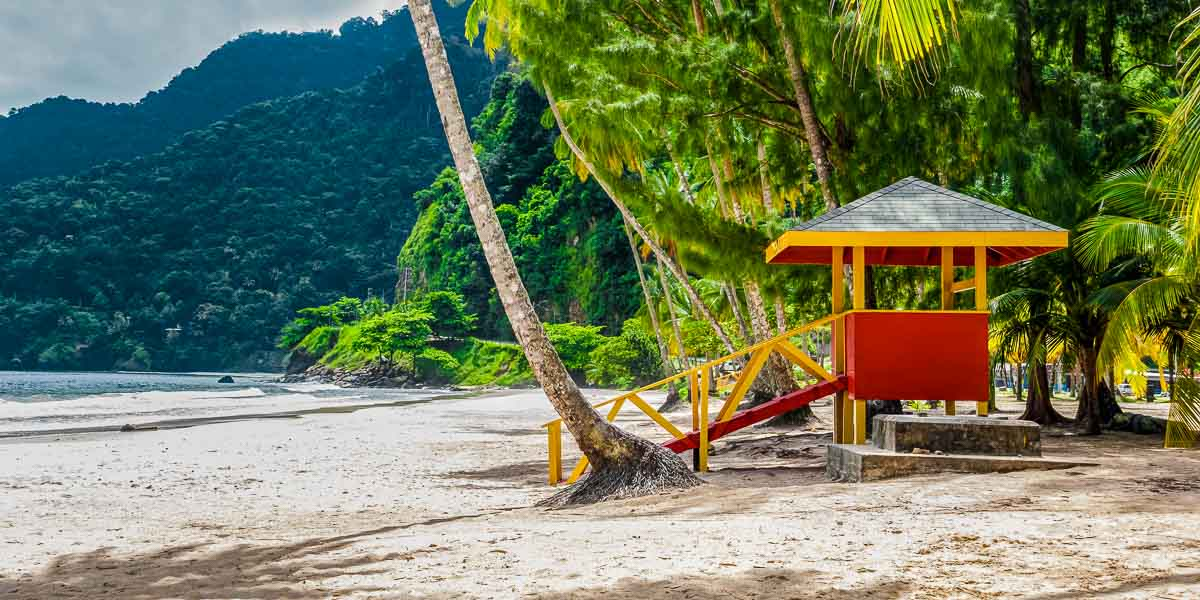 TRAVELER'S GUIDE TO THE BEST TRINIDAD AND TOBAGO BEACHES