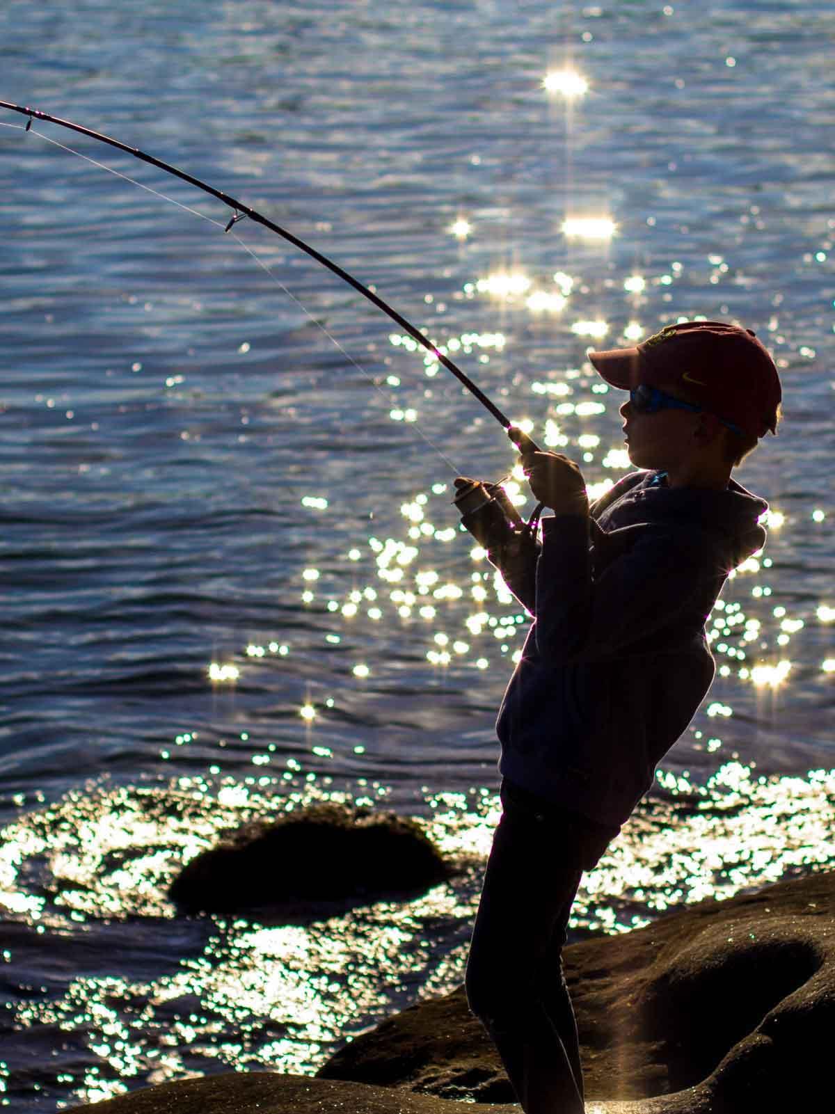 BEST KIDS FISHING POLES 2020
