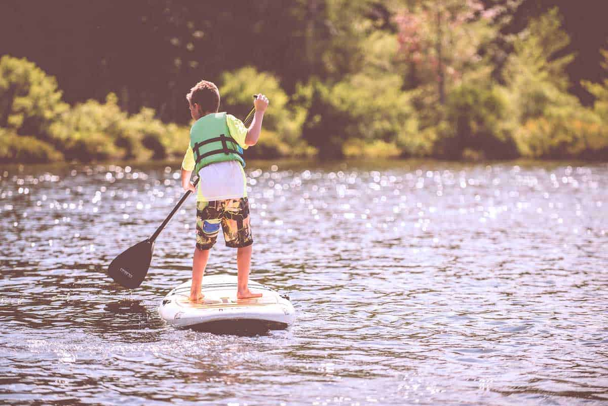 BEST PADDLE BOARDS FOR KIDS 2021