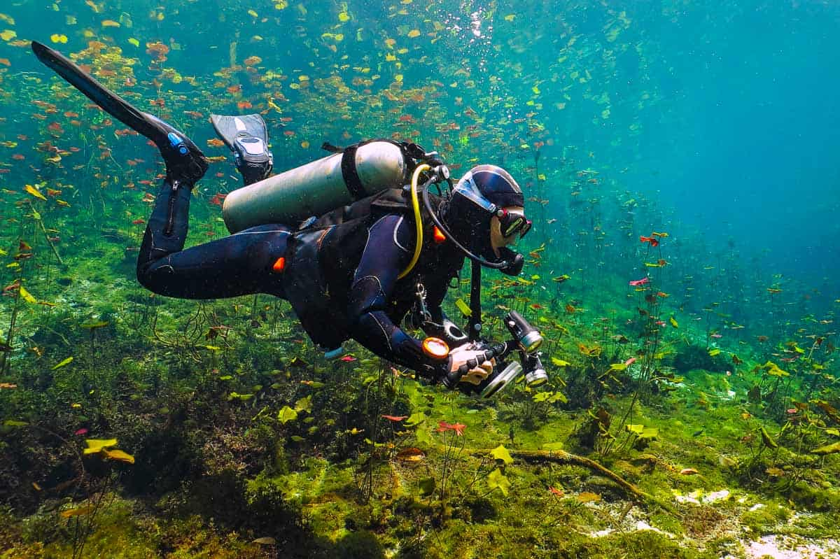 EXPERT TRAVEL GUIDE TO THE BEST SCUBA DIVING IN FLORIDA