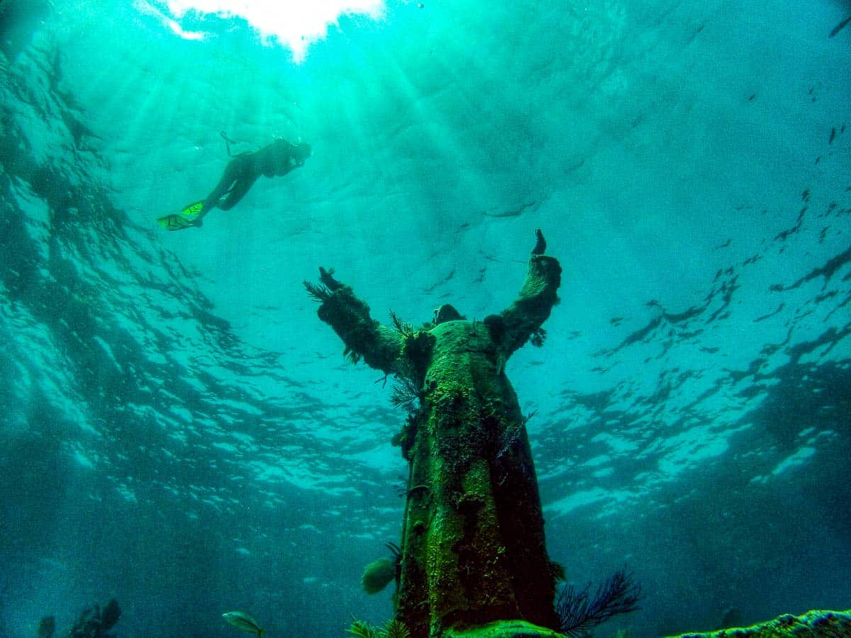 best places to scuba dive in florida
