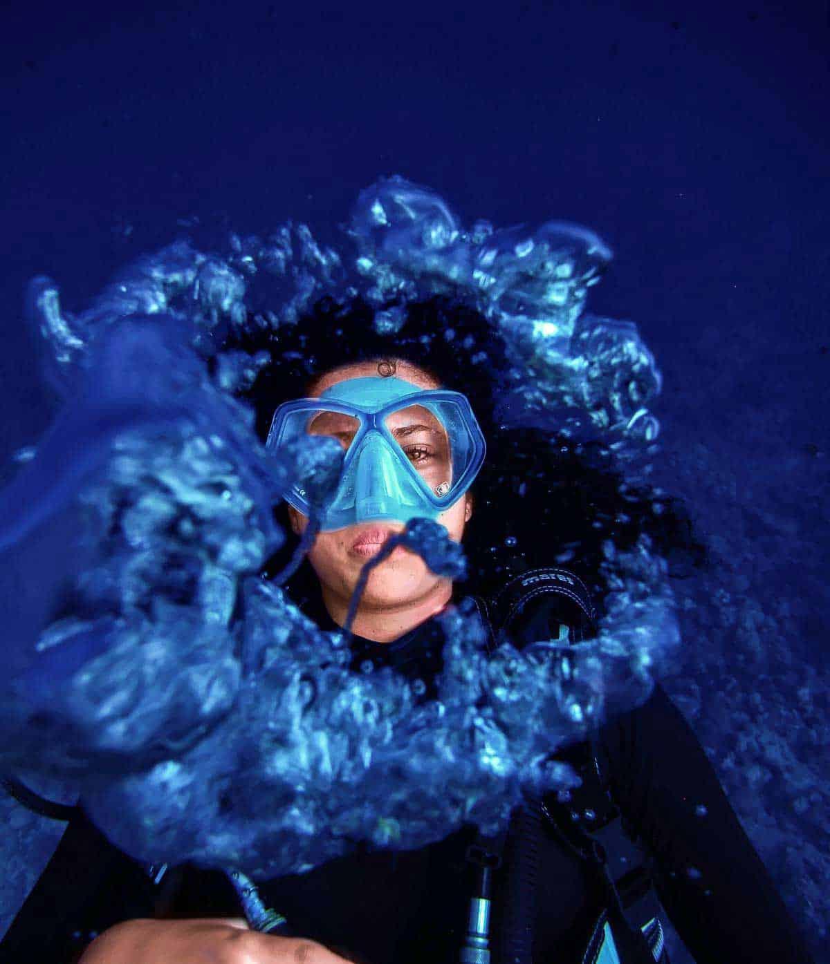 scuba diving while pregnant