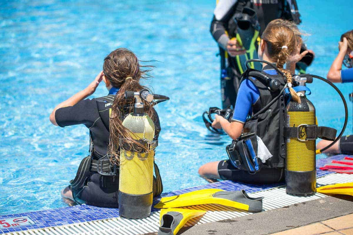 How old do you have to be to Scuba Dive?