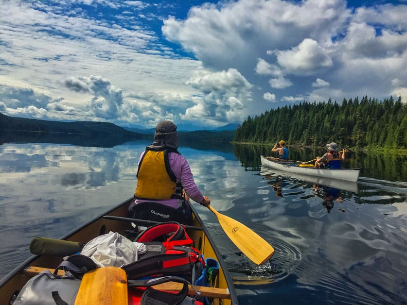 best dry bags for canoeing