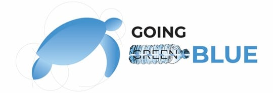 Going Blue Marine Conservation Campaign Logo