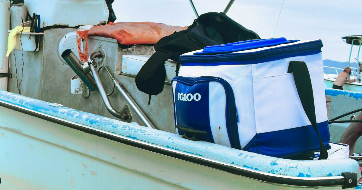 BEST FISHING COOLERS 2021