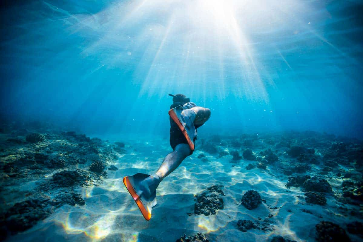 travel snorkel bag