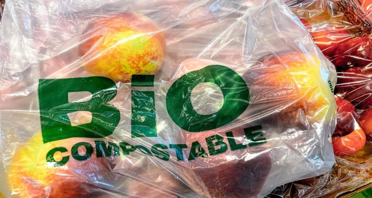 bioplastic grocery bags