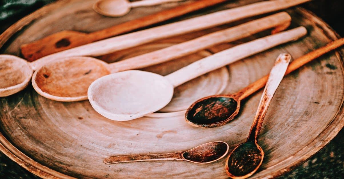 wood as a plastic alternative